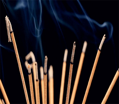 The incredible effects of incense on the brain